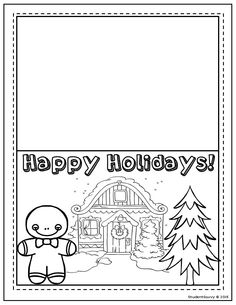 Christmas Cards - Freebies!