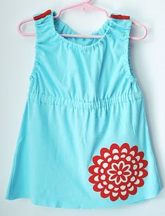 Cute Re-fashion: http://www.craftinessisnotoptional.com/2011/04/adrianna-from-crafterhours.html