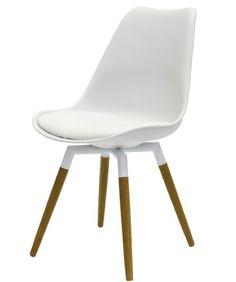 esstisch aus massiv eiche, tisch mit einem gestell aus metall ... - Esszimmersthle Modernes Design