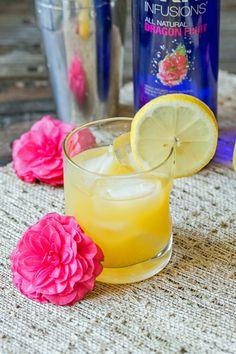 Tropical Citrus cocktail