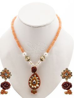 Shop for dynamic collection of beautiful Neckwear Jewellery.