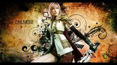 Fonds d'écran Jeux Vidéo Final Fantasy XIII FINAL FANTASY 13 powa !