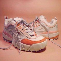 Shoe Closet, 90s Sneakers, 90s Shoes, Hype Shoes, Sock Shoes, Orange Sneakers, Clogs Shoes, Shoes Sandals, 90s Accessories