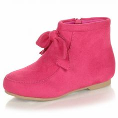 Bootie with Knot