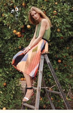 Shop new women's clothing at Anthropologie to discover your next favorite closet staple. Farm Fashion, Fashion Shoot, Editorial Fashion, Fashion Fashion, Advertising Photography, Editorial Photography, Portrait Photography, Fashion Photography Inspiration, Style Inspiration