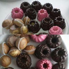 Minimuffins und Minigugls