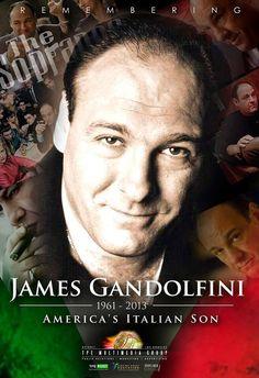 James Gandolfini ...aka Tony Soprano