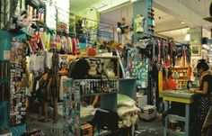Market heaven, Bay Harbour market - Fun things to do this summer in Cape Town - Nomadic Existence 2015