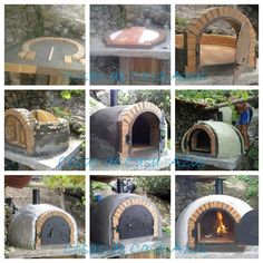 Get our best ideas for outdoor kitchens, including charming outdoor kitchen deco. Get our best ideas for outdoor kitchens, including charming outdoor kitchen decor, backyard decorating ideas, and pictur. Pizza Oven Outdoor, Outdoor Cooking, Outdoor Kitchens, Brick Grill, Bread Oven, Four A Pizza, Wood Fired Oven, Outdoor Living, Outdoor Decor