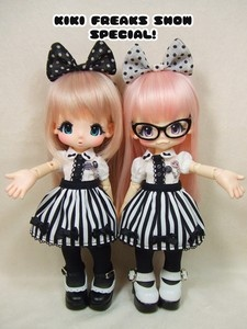 Kinoko Juice dolls. I want the one on the right. ;)