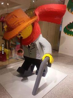 Lego w 100 %