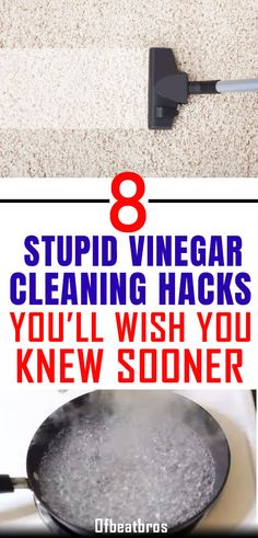 vinegar cleaning An amazing cleaner, vinegar has plenty of cleaning hacks to clean a lot of things around your home for a clean home. These vinegar cleaning tips are simply genius to celan house easily and a clean home easily. Deep Cleaning Tips, House Cleaning Tips, Cleaning Solutions, Cleaning Hacks, Cleaning Products, Cleaning Supplies, Borax Cleaning, White Vinegar Cleaning, Cleaning Routines