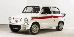 coolerthanbefore:  Abarth Fiat 850 - I want to find an Abarth for my next restoration project, even though I'm in the middle of two restorat...