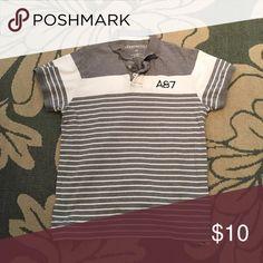 Men's aero polo Polo from Aeropostale. Size large Aeropostale Shirts Polos