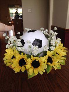 Image result for soccer banquet decor