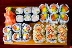 Immagine di food, sushi, and yummy