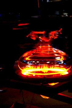#cristales #vidrios #lampara
