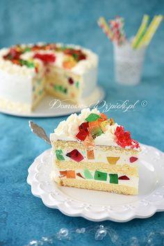 Homemade Ice, Dessert Recipes, Desserts, Vanilla Cake, Waffles, Food And Drink, Birthday Cake, Breakfast, Sweet