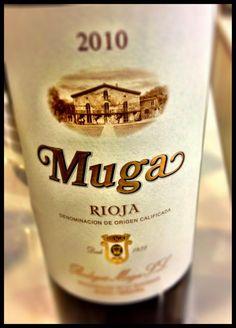 El Alma del Vino.: Bodegas Muga Crianza 2010.