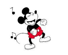 see that dancing guy Mickey Mouse Videos, Mickey Mouse Pictures, Mickey Mouse And Friends, Mickey Minnie Mouse, Animated Emoticons, Animated Gif, Disney Cartoons, Funny Cartoons, Mickey Mouse Classroom