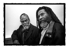 The Twinkle Brothers, Norman & Ralston Grant > Photo: Nick Caro