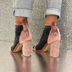 Topshop Shoes PINNED FOOTWEAR | Design Finder