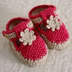 escarpines, botitas y pantuflas | Manos Magicas