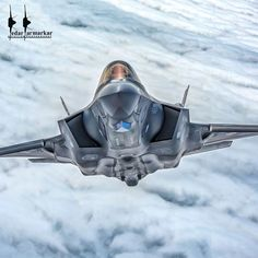 Royal Netherlands Airforce Lightning II Photo by Stealth Aircraft, Fighter Aircraft, Military Aircraft, Air Fighter, Fighter Jets, F35 Lightning, Instagram Handle, Jet Plane, Facetime