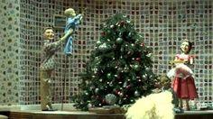 2015 Myer Christmas Windows - Window 6 #myerwindows #littledogandthechristamswish #stageone #stage1 #corinnefenton #robincowcher #walkerbooksaustralia #christmaswindows #melbourne #visualmerchandising