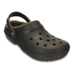 Crocs Classic Fuzz Lined Adult Clogs 4733c21cbac8e