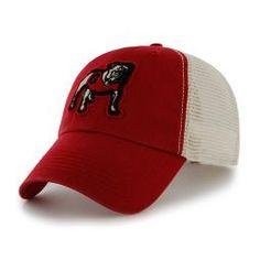 35c9d7ab617   47 Brand Georgia Bulldogs Retro Logo Stanwyk Mesh Back