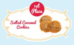 Our first-place cookie will make you a believer that there may be no better pairing than caramel and sea salt.