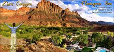 Zion National Park Lodging - Flanigans Inn Utah