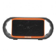 EcoXGear Eco XBT Waterproof Speaker Case (Orange)