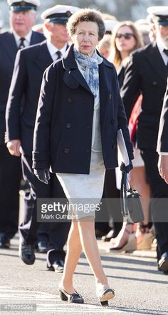 Princess anne at the event