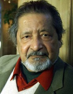 V.S.Naipaul  17th August 1932 A Trinidad born British writer best known for his comic early novels set in Trinidad and his bleaker later novels set in the wider world.