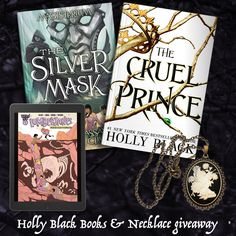 Urban fantasy lovers, rejoice! Now's your chance to win an amazing Holly Black prize pack, featuring preorders of her upcoming books The Cruel Prince and The Silver Mask (with Cassandra Clare), her guest writer special issue of Lumberjanes, and a faerie cameo necklace. Open worldwide (see rules for details)! This giveaway is sponsored by YA authors Catherine Banks (The Last Werewolf), Jen Minkman (The Boy From The Woods), Sean Fletcher (In the Depths of Darkness), Emily Martha Sorensen…
