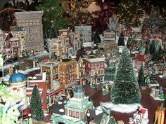 Department 56 - Christmas in the City 2 by Department 56, via Flickr