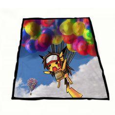 Pokemon Balloon Up Fleece Blankets  https://www.artbetinas.com/collections/fleece-blankets/products/dd_pokemon_balloon_up_fleece_blankets