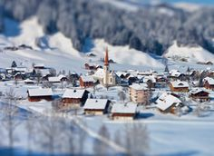 Miniature Switzerland - Copyright by Helvetiq
