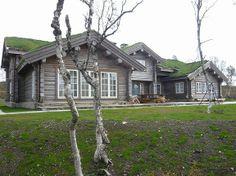 Hyttedrømmen inne i Hemsedal Skisenter - Praktfull og innholdsrik Nordic Home, Scandinavian Home, Home Focus, Wooden Architecture, Mountain Cottage, House In The Woods, Log Homes, Beautiful Homes, Simple