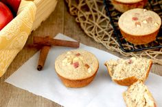 Hungry Girl's Healthy Apple Cinnamon Blender Muffins Recipe