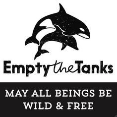 Animals are NOT a source for our entertainment - #Captivity is NOT entertaining. Animals belong in their natural habitat  #EndCaptivity #GoVegan EM-C
