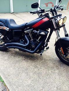 2014 Harley-Davidson Dyna Fat Bob 1690 (FXDF)