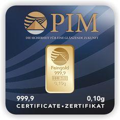 PIM MPG gold arany