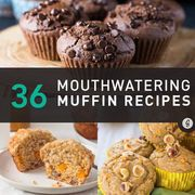 Cupcakes are great (OK, they're amazing), but we're having a muffin moment. And as long as they're not the size of softballs and made with wholesome ingredients (read: not a pound of sugar), they can be healthy.
