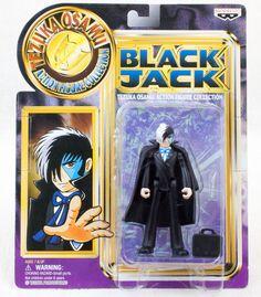 Black Jack Tezuka Osamu Action Figure Collection JAPAN ANIME