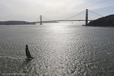 ORACLE Racing - America's Cup qualifying 2012
