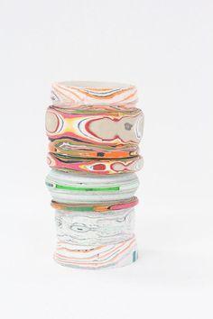 Utopia & Utility Paper Vessel