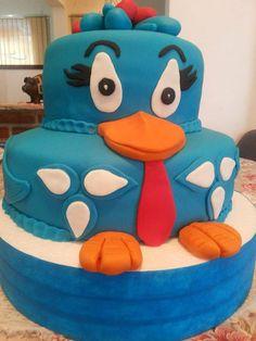 Cake Galinha Pintadinha..